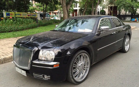 Mẫu xe có dáng như Bentley này chỉ có giá ngang Toyota Vios tại Việt Nam
