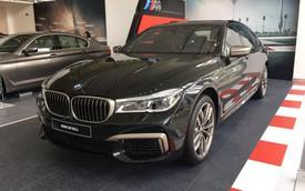 Hàng hiếm BMW M760Li chính hãng về đại lý với giá tạm tính 13 tỷ đồng