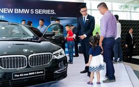 BMW thực sự hồi sinh, đua ra xe mới với Mercedes tại Việt Nam