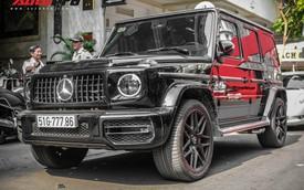Mercedes-AMG G63 Edition 1 đầu tiên có 'hộ khẩu' tại Việt Nam với số 'phát lộc'