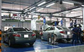 Bị chê 'thùng tôn di động', Toyota lại có dịch vụ làm người Việt hài lòng nhất