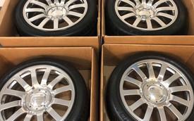 Rao bán 4 bánh xe Bugatti Veyron giá 100.000 USD: Đủ tiền mua hẳn một chiếc Mercedes S-Class 'mới coóng'