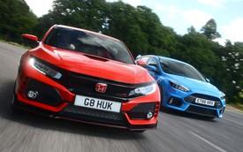 10 mẫu hatchback mạnh nhất thế giới với khả năng tăng tốc như xe đua