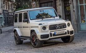 Mercedes-AMG G63 chính hãng chốt giá 10,619 tỷ đồng, động cơ 585 mã lực