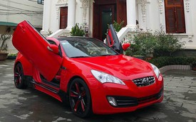 Độ cửa như siêu xe Lamborghini, mẫu xe này vẫn chỉ rẻ như Hyundai Grand i10