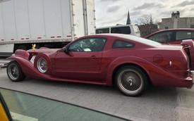 Thế giới cần nhiều hơn những bản độ Mustang như thế này