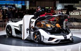 Hãng siêu xe lừng danh đắt đỏ Koenigsegg được Trung Quốc hỗ trợ để phát triển xe rẻ hơn