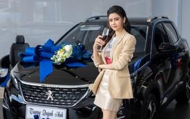 Trương Quỳnh Anh mua Peugeot 3008 ngay sát Tết Nguyên đán