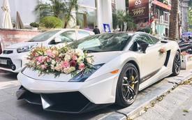 Lamborghini Gallardo Superleggera độc nhất Việt Nam làm xe dâu - Hình ảnh khiến nhiều người cảm thấy sợ hãi