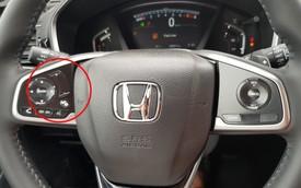 Giá tăng 10 triệu, Honda CR-V 2019 tại Việt Nam 'cắt' tính năng cảm ứng âm lượng trên vô-lăng