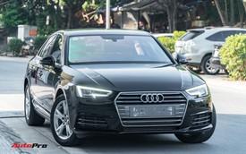 """Audi A4 2016 - Xe sang trên 1 tỷ đồng đâu chỉ có """"Mẹc C"""" và """"Bim 3"""""""