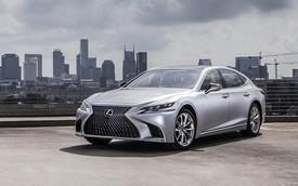Lexus LS 2019 ra mắt Việt Nam, giá khởi điểm xấp xỉ Mercedes-Maybach