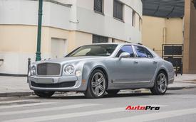 Bentley Mulsanne Le Mans Edition độc nhất Việt Nam có điểm gì khác biệt?