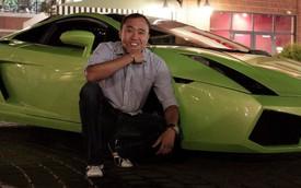Dân chơi Tyler Ngo sở hữu nhiều siêu xe khủng của Gia Lai Team tại Mỹ về Việt Nam