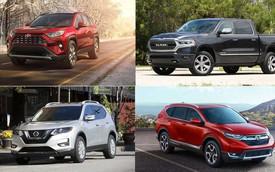 15 mẫu xe bán chạy nhất nước Mỹ trong năm 2018: Thời đại của SUV