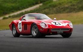 Mẫu xe Ferrari này giờ đã đắt hơn cả số vàng nặng tương đương