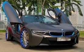 Chủ BMW i8 chịu lỗ hơn 4 tỷ đồng sau 2 năm sử dụng
