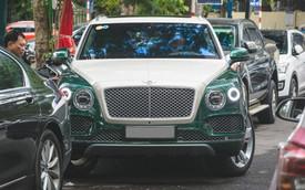 Soi kĩ Bentley Bentayga Onyx Edition hai tông màu độc nhất Việt Nam