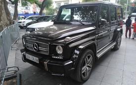 """Vua địa hình Mercedes-AMG G63 biển """"sinh tài lộc phát"""" của đại gia Hà Nội"""