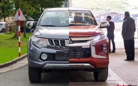 So sánh Mitsubishi Triton 2019 và đời cũ: Tăng giá gần 50 triệu đồng liệu có xứng đáng?