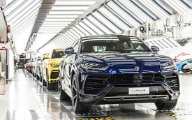 Mua nhanh kẻo lỡ, Lamborghini tính giới hạn sản lượng Urus vì... bán quá chạy