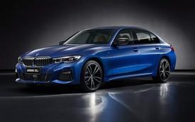 BMW âm thầm ra mắt 3-Series phiên bản trục cơ sở dài chiều đại gia khó tính