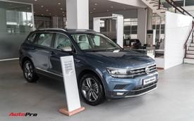 Chờ Touareg, VW Việt Nam dồn sức cho Tiguan Allspace và Passat