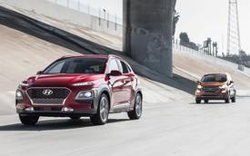 Ford EcoSport bán chạy kỷ lục cuối năm nhưng Hyundai Kona mới là vua doanh số phân khúc