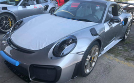 Siêu xe mạnh nhất của dòng Porsche 911 chính thức cập bến Việt Nam