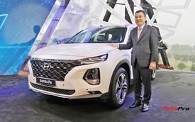 Hyundai Santa Fe 2019 ra mắt với 6 phiên bản, giá từ 995 triệu đồng