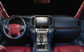 Toyota Land Cruiser độ xuất sắc: Dùng ghế BMW 7-Series, nội thất ngang chuẩn Lexus