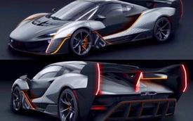 Siêu xe kế tiếp của McLaren là BC-03 lộ ảnh đầu tiên