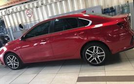 Kia Cerato bản nâng cấp về đại lý, đón đầu Mazda3 và Toyota Corolla Altis mới