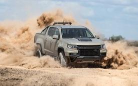 Ra mắt Chevrolet Colorado 2021: Siêu đẹp, chờ về Việt Nam đấu Ford Ranger
