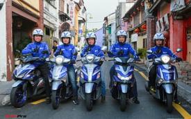 Khám phá Malaysia cùng xe Yamaha trên hành trình ASEAN Blue Core Touring: Ai bảo xe tay ga không thể đi phượt đường dài?