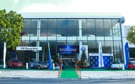 Volkswagen mở đại lý lớn nhất Việt Nam