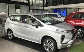 Mitsubishi Xpander lần thứ 2 bán vượt 2.000 xe/tháng