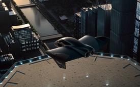 Porsche chơi lớn, bắt tay Boeing chế tạo xe bay hạng sang