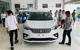 Doanh số Suzuki Ertiga thế hệ mới tại Việt Nam lao dốc do khan hàng, nhiều khách chán nản bỏ cọc