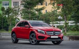 Bỏ 200 triệu đặt thêm option nhưng chủ xe Mercedes-Benz GLA bán lại xe với giá chỉ ngang Mazda CX-5