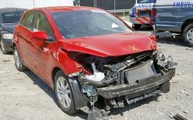 Honda HR-V, Hyundai Elantra GT là những mẫu xe hay bị va quệt nhất