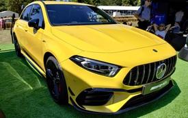 Mercedes-AMG A 45 S động cơ 4 xy-lanh mạnh nhất thế giới về Việt Nam với giá dự kiến từ 2,3 tỷ đồng