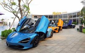 Đại gia Bến Tre tậu siêu xe McLaren 720S của trưởng đoàn Car Passion Hứa Hà Phương
