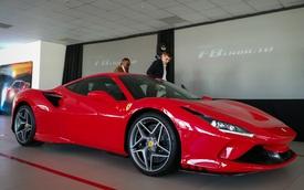 Đại gia ngành y tế tiết lộ bổ sung Ferrari F8 Tributo chính hãng vào bộ sưu tập siêu xe đình đám của mình