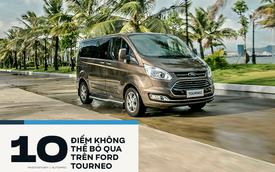 10 điểm không thể bỏ qua trên Ford Tourneo - Cán cân của Kia Sedona tại Việt Nam