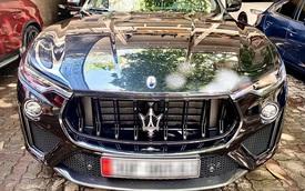 Maserati Levante Trofeo với động cơ siêu xe Ferrari đầu tiên tại Việt Nam có giá 15 tỷ đồng