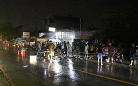Vừa ra khỏi quán nhậu thì bị ngã, 3 thanh niên bị xe tải tông thương vong