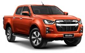 Khám phá những phiên bản đa dạng của Isuzu D-Max mới đấu Ford Ranger