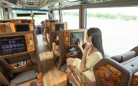 Grab đã cho khách Việt đặt cả xe buýt