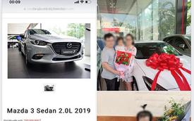 Mua nhà trúng Mazda3 2.0, chủ xe lên mạng rao bán lại với giá thấp hơn 50 triệu đồng gây xôn xao